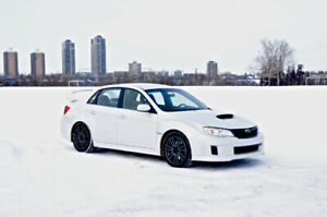2012 Subaru WRX STI - Low KMs