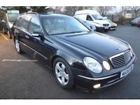 2005 Mercedes-Benz E320 3.2TD ( Euro 4 ) automatic CDI Avantgarde diesel