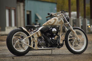Sweet, one of a kind, Custom Built Bobber