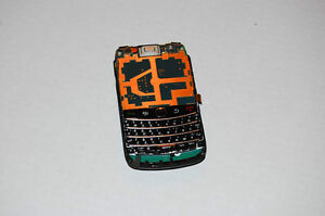 Blackberry bold - working, but no front display - good battery Cambridge Kitchener Area image 1