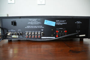 Realistic sta 117 stereo receiver with phono input
