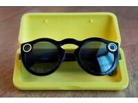 SnapChat Glasses (Spectacles) LIKE NEW!