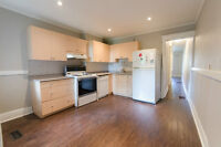 HALF MONTH OFF!! Close to subway, Lrg 3 Bdr w/private backyard!!