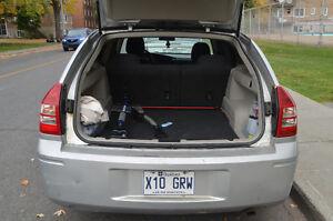 2007 Dodge Magnum gris Bicorps