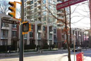 Unfurnished 1 Bedroom with Balcony and View at Yaletown Park