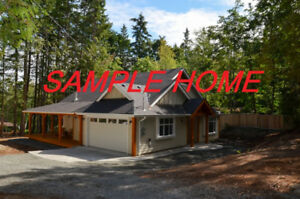 """BUILT TO SUIT"" brand new home, Lot 11, Sabina Rd, Bowser, BC"