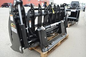 Skid Steer Grapples Best on the Market  in Stock today Cambridge Kitchener Area image 9