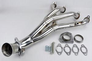 VW Golf Jetta II III 1.8L 2.0L Race Exhaust Header Manifold Stainless Steel