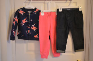 Toddler Girls 3T clothing