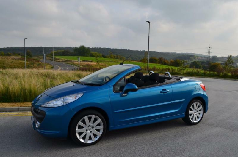 peugeot 207 cc 1.6 gt 2009 09 plate | in bradford, west yorkshire
