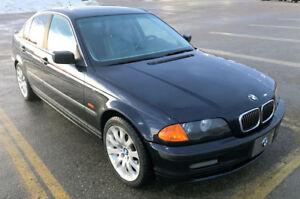 1999 BMW 3-Series 328i (Manual)