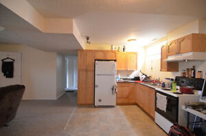 Basement suite, College Heights, 2 bedroom, close to UNBC