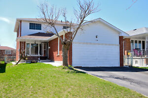 4 Bedrooms 2 Story, 4 Washrooms Detached Home
