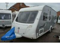 2008 Swift Conqueror 540 - 4 Berth - Fixed Bed - Touring Caravan SOLD