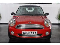 2008 MINI HATCH COOPER HATCHBACK PETROL