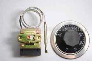 Boiler thermostat 0°C to 300°C