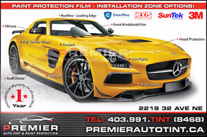 Vehicle Paint Protection Experts: Featuring 3M and Suntek Films