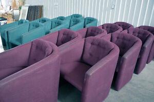 Plusieurs chaises restos,meubles usagés