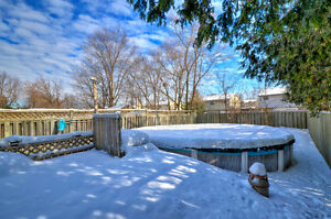 Large 3 bd house, South London, with a pool, great price London Ontario image 10