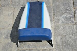 1987 Suzuki GSXR1100 solo seat cover, excellent condition