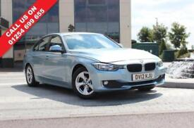 2012 12 BMW 3 SERIES 320D EFFICIENTDYNAMICS 2.0 4D DIESEL
