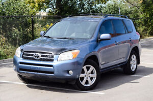 2008 Toyota RAV4 Limited!! ALWAYS Serviced at Toyota!!!