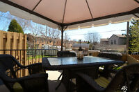 ANJOU Cottage rénové avec superbe terrasse / 9271 Émile-Legault