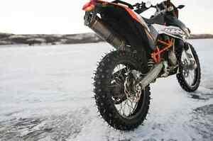 *Price Reduce* 2009 KTM Enduro 690 With 2 Sets of Tires Moose Jaw Regina Area image 2