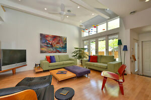 Stunning Executive Rental in the Heart of Downtown London