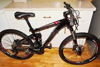 Vélo Trek Fuel X 8 modèle 2013;  VALEUR 3200$