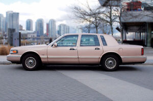 1996 Lincoln Town Car Executive Other