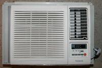 Panasonic 7800 BTU Air Conditioner