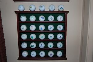 LOGO GOLF BALL COLLECTION HUNDREDS of DIFFERENT LOGO BALLS