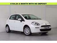 2013 63 FIAT PUNTO 1.2 POP 5DR 1 OWNER FIAT SERVICE HISTORY