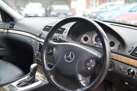 2005 55 MERCEDES-BENZ E CLASS 2.1 E220 CDI AVANTGARDE 4D AUTO 150 BHP DIESEL