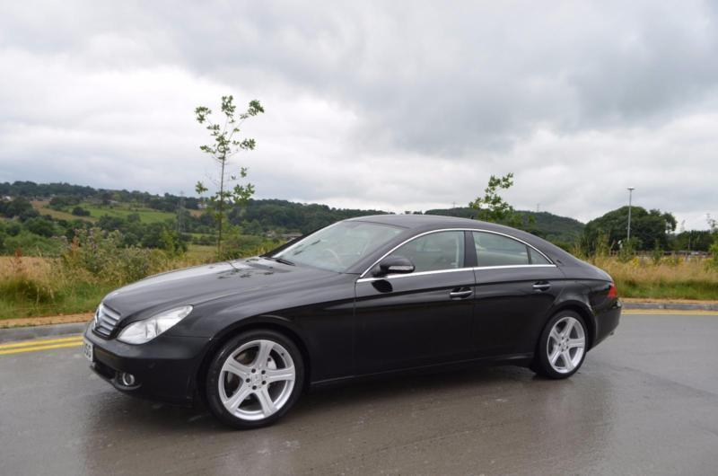mercedes cls 320 3 0 cdi auto 7g tronic 2006 56 plate in bradford west yorkshire gumtree. Black Bedroom Furniture Sets. Home Design Ideas