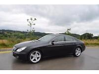 MERCEDES CLS 320 3.0 CDi AUTO, 7G TRONIC, 2006 56 PLATE