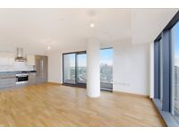 FURNISHED NOW- BRAND NEW - 2BED 2BATH - GYM & RIVER - 14th- FREE NOW - STRATFORD BOW E15 E3 E20 JS