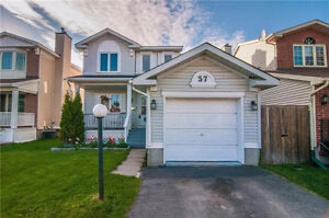 Single Family 2-Story Home in Barrhaven for Under 315K!
