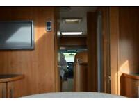 Autotrail Comanche FIAT DUCATO 3.0 GEARBOX 4 BERTH 4 TRAVELLING SEATS MOTORHOME