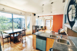 Fully furnished, All-Included 2 Bdrm Summer Sublet in Plateau