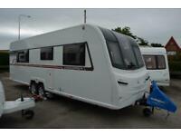 2018 Bailey Unicorn Cartagena - 4 Berth -Transverse Island Bed- Touring Caravan