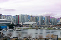 Unfurnished/Furnished 2 Bedroom & flex  Condo in Olympic Village
