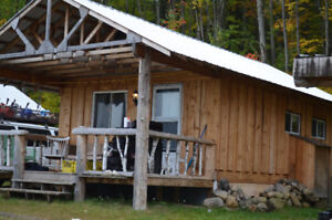 Cabin's For Sale (come pick up)