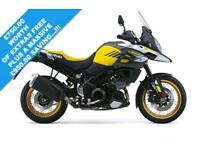 2017 SUZUKI DL 1000 V-STROM XT, CHAMPION YELLOW, COMING MARCH 2017!