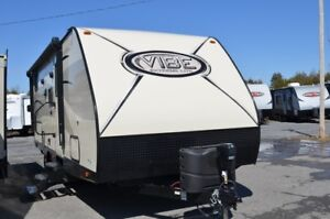 2016 Forest River 250BHS **PRICE INCLUDES FREIGHT & P.D.I.**