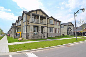 Fabulous Radstone End Unit By Mattamy Homes In Cornell Village