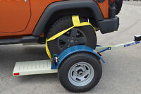 Car Dolly Trailer! Surge Brake and Electric brakes available!!!