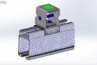 Solidworks station dessin , conception et calcul élément fini