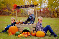 Fall Mini Sessions.